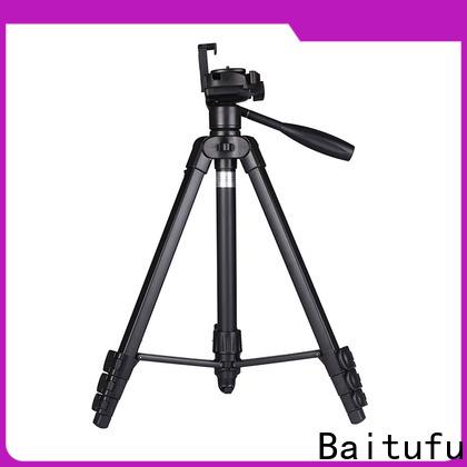 Baitufu Best hd video camera tripod manufacturer for mobile phone