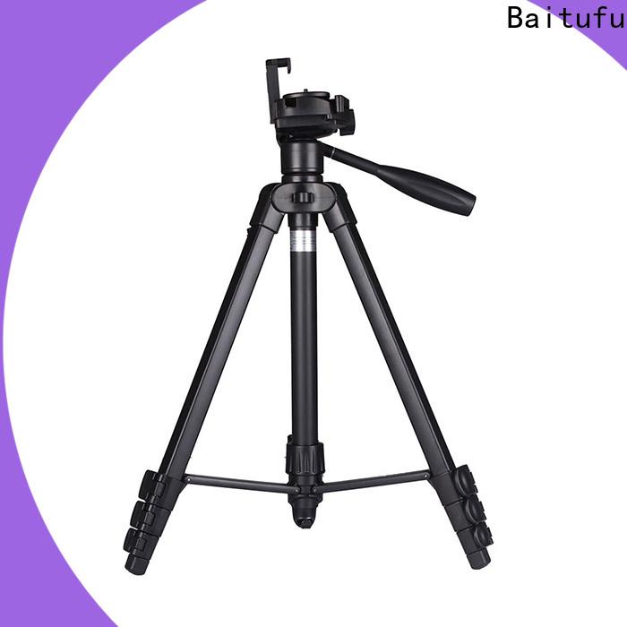 Baitufu professional tripod for sale manufacturers for mobile phone
