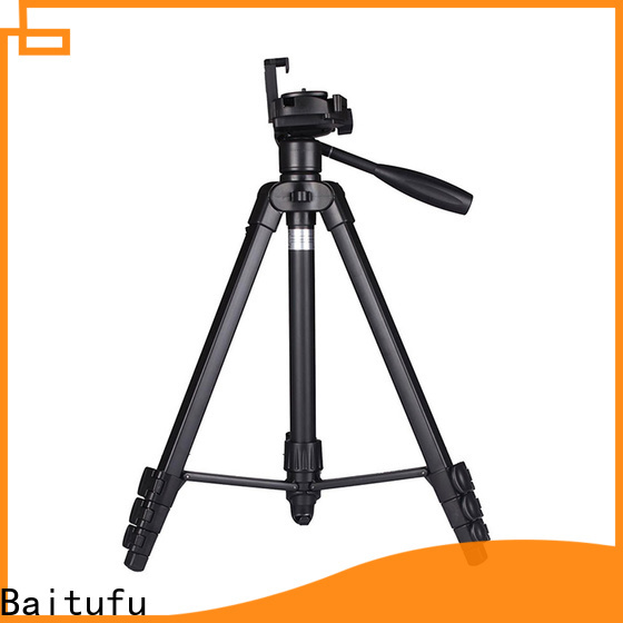 Baitufu camera light tripod oem&odm for video shooting
