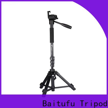 Baitufu digital video camera and tripod company for photographer