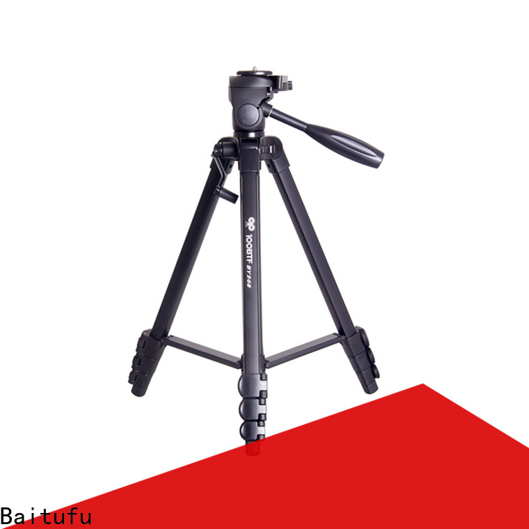 Top tripod and video camera stand for smart phone