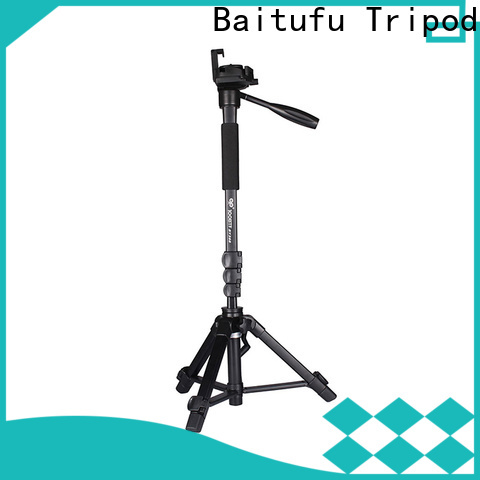 portable dslr professional tripod Supply for digital camera