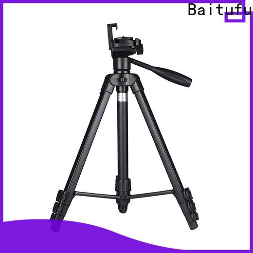 Baitufu mini camcorder tripod manufacturer for video shooting