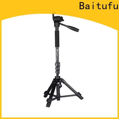 Baitufu lightweight professional tripod factory