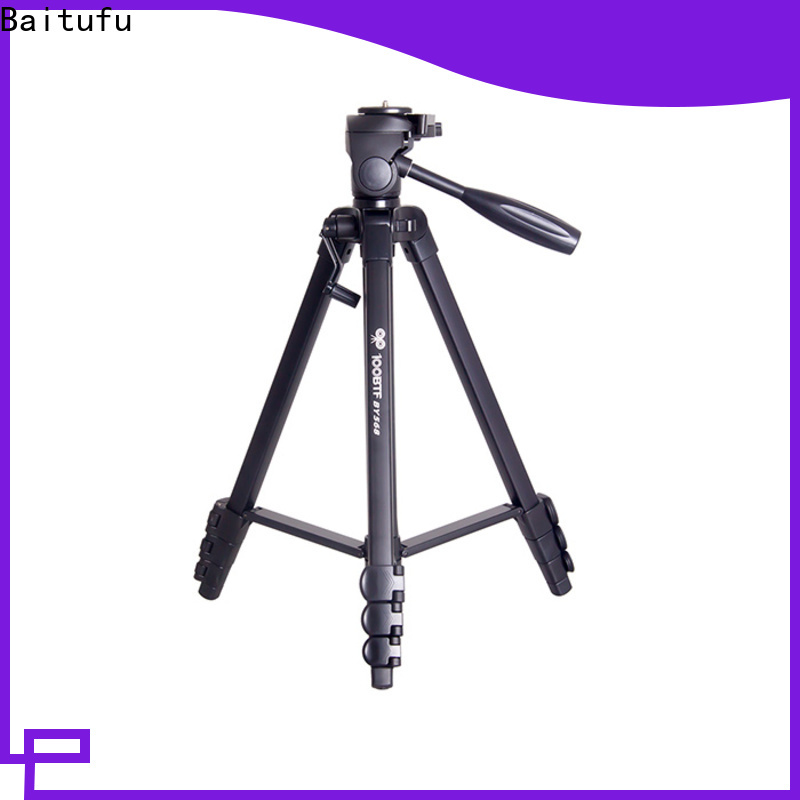Baitufu travel tripod for camera and camcorder Supply for smart phone