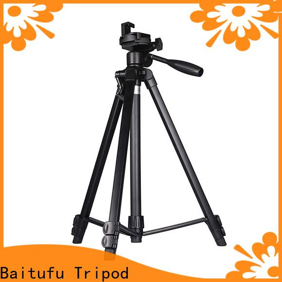 Baitufu portable travel tripod holder for photographer