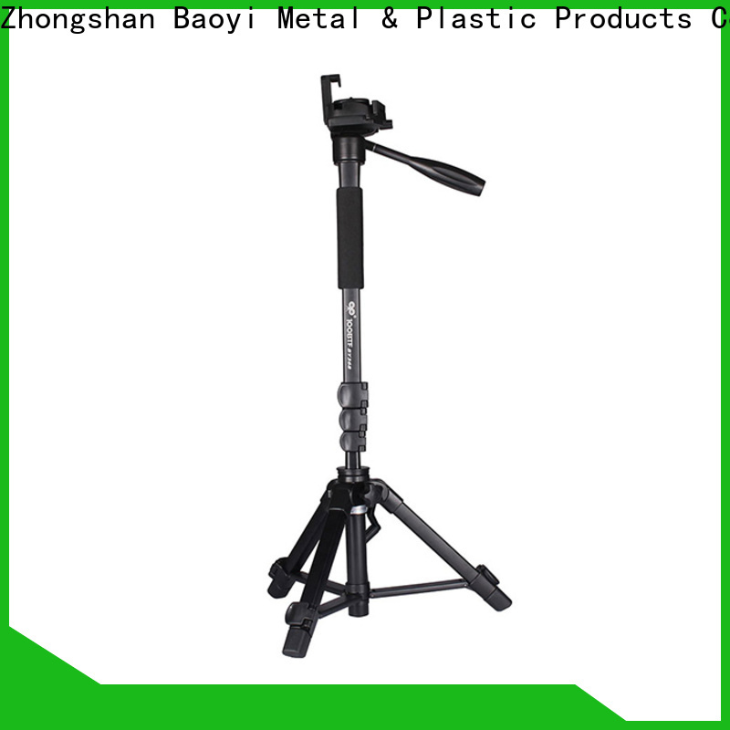 Baitufu lightweight portable Lightweight Camera Tripod factory for mobile phone