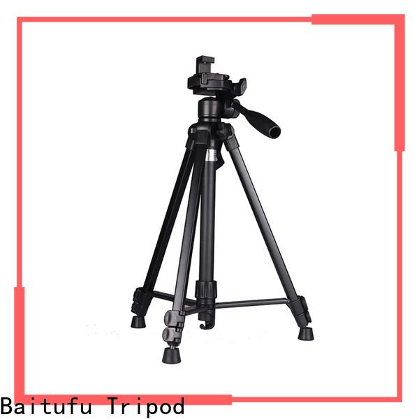 Baitufu Wholesale discount camera tripods manufacturer for smart phone