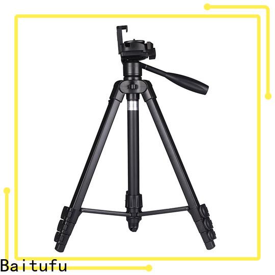 Baitufu black camera tripod manufacturers for home