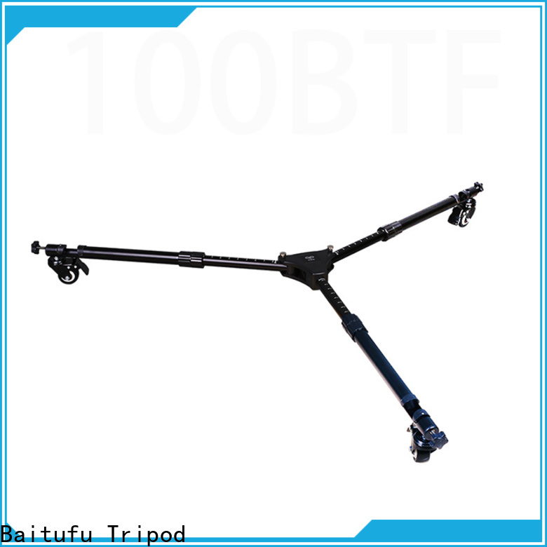 Baitufu small camcorder tripod manufacturer for photographers fans