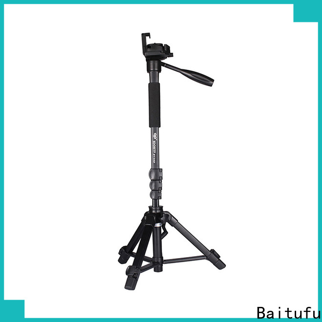 Baitufu mini camcorder tripod holder for home