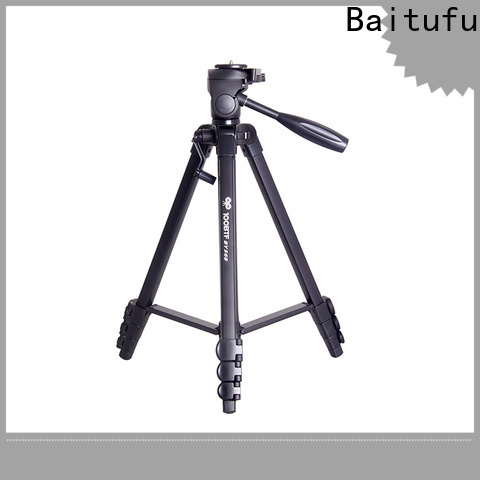 Baitufu video portable travel tripod oem&odm for camera