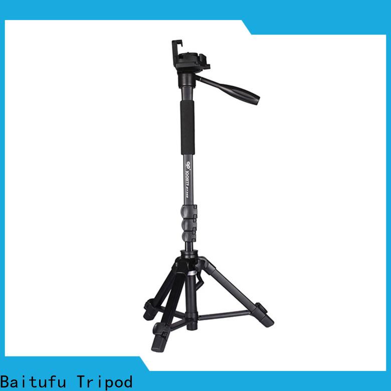 Baitufu New tall travel tripod holder for photographers