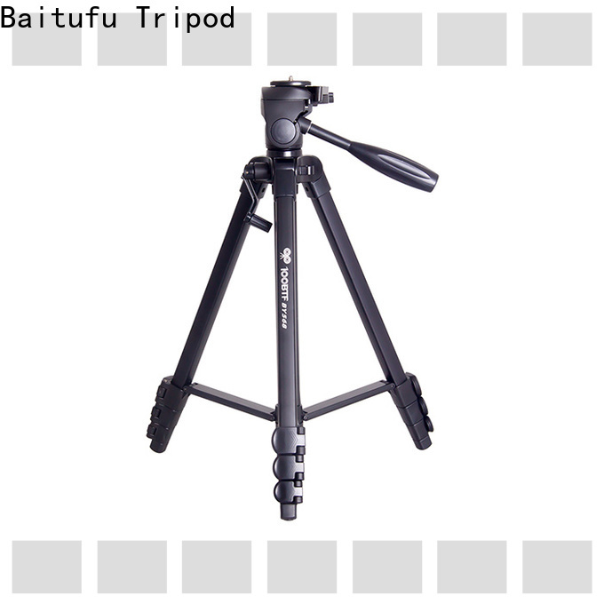 Baitufu Best camera professional tripod stand for outdoor