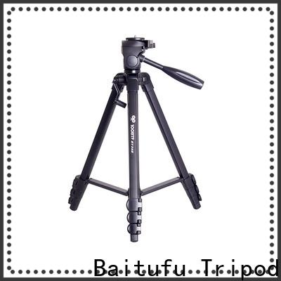 Baitufu single pole camera stand oem&odm for outdoor