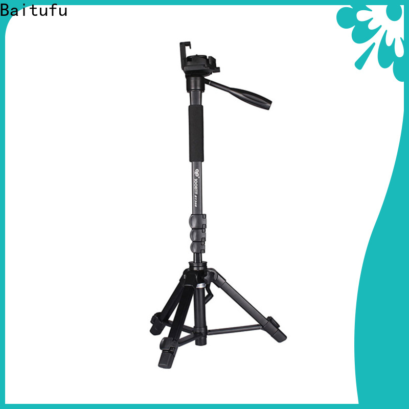 Baitufu single pod for camera manufacturers for mobile phone
