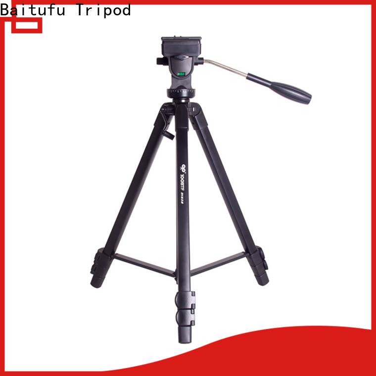 Baitufu small photo tripod oem&odm for smart phone