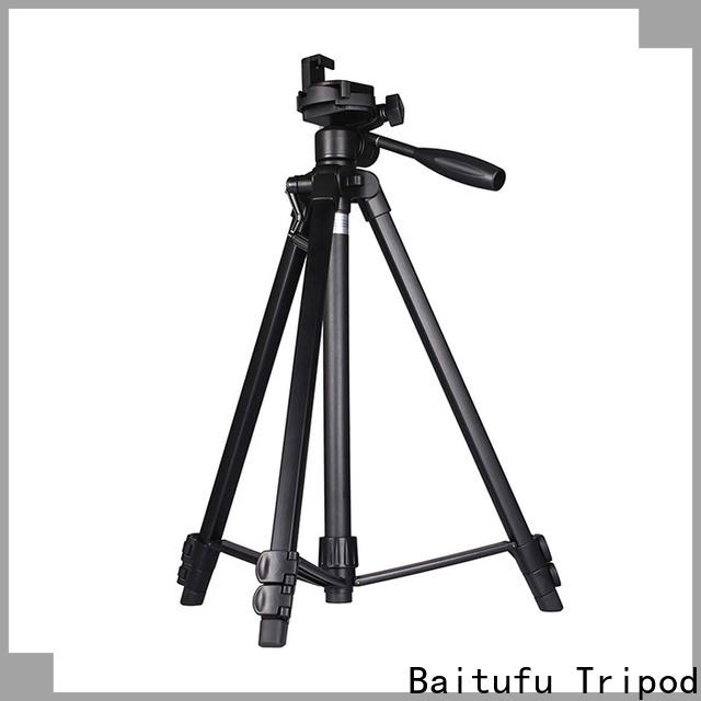 Baitufu portable travel tripod manufacturer for video shooting