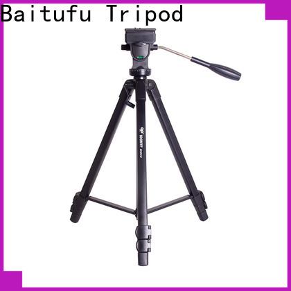 Baitufu Custom monopod tripod legs oem&odm for mobile phone