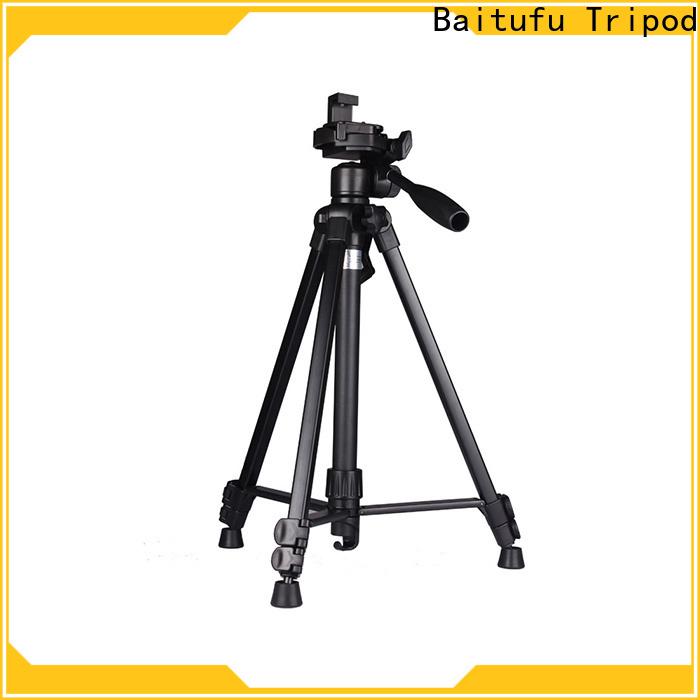 Baitufu Latest video cam tripod manufacturers for smart phone