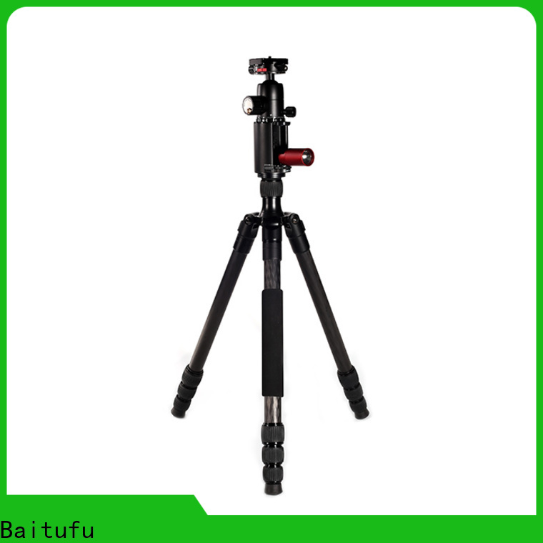 Baitufu collapsible camera tripod oem for smart phone