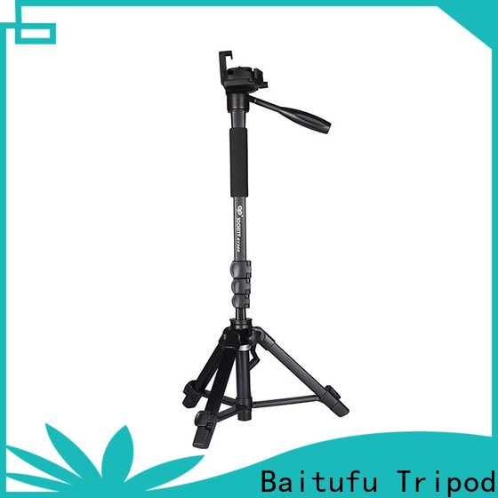 High-quality mini tripod stand for digital camera suppliers for video shooting