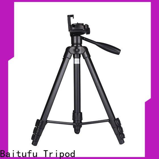 Baitufu camera camcorder tripod oem&odm for digital camera