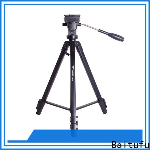 Baitufu lightweight travel camera tripod factory for outdoor