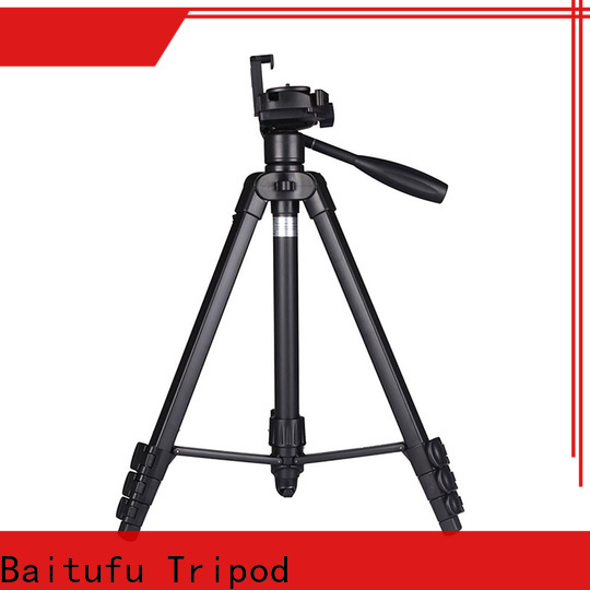 Baitufu professional dslr camera tripod factory for camera