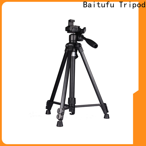 Baitufu photography professional camera tripod stand suppliers for video shooting