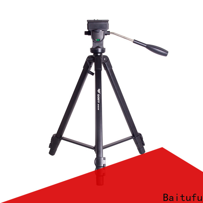 Baitufu portable video tripod suppliers for smart phone