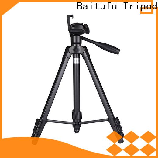 Baitufu Custom high camera tripod oem&odm for photographers