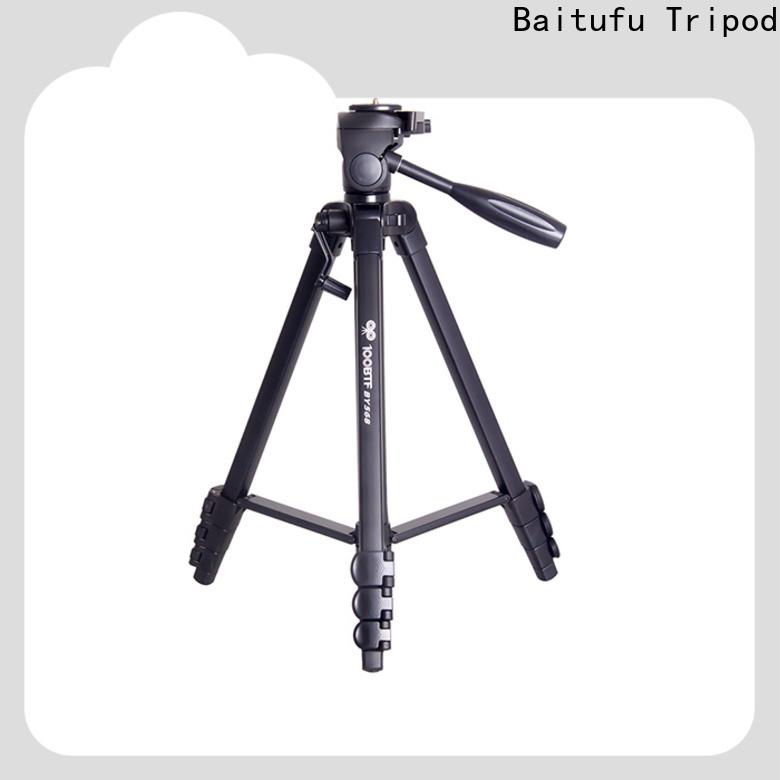 Baitufu Latest slr camera tripod suppliers for mobile phone