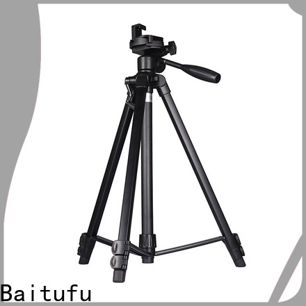 lightweight portable aluminium camera tripod manufacturers for video shooting