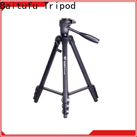 Baitufu tripod stand for handycam factory for outdoor