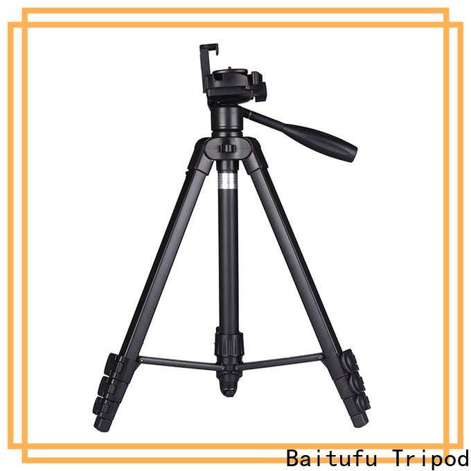 New professional camera tripod stand Supply for photographers fans