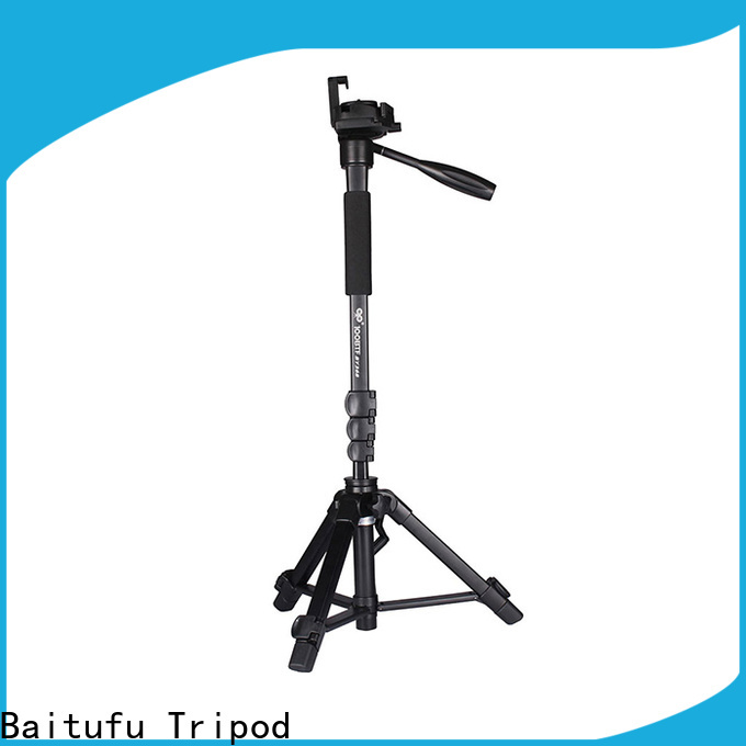 Baitufu digital high camera tripod manufacturers for outdoor