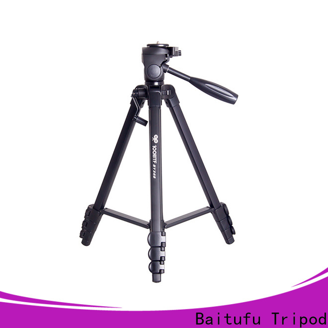 Baitufu little camera tripod oem for photography