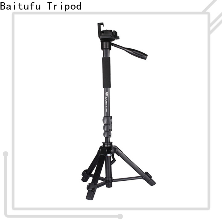 portable Tripod Wholesale Supply for mobile phone