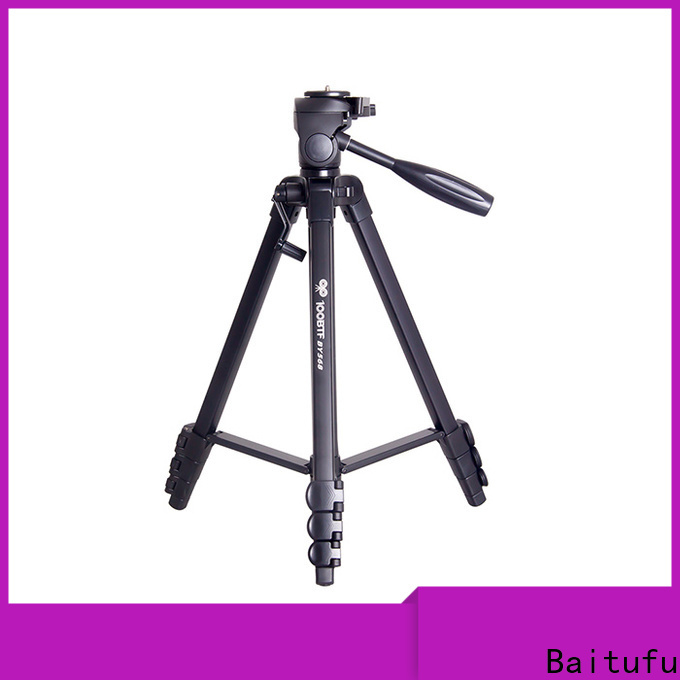 Baitufu small portable camera tripod manufacturer for home