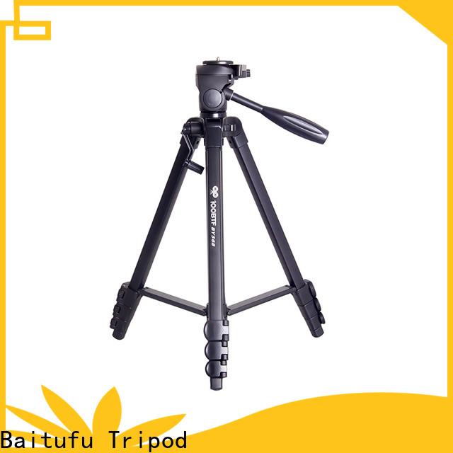 Baitufu professional video tripod Supply for video shooting