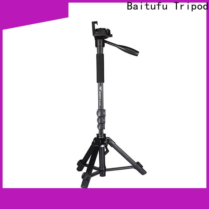 Baitufu New small travel tripod dslr factory for photographer