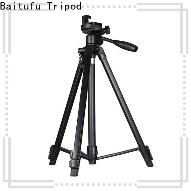 Baitufu lightweight collapsible camera tripod manufacturers for smart phone
