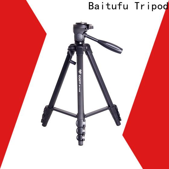 Baitufu lightweight portable Light Weight Tripod manufacturer for photographers
