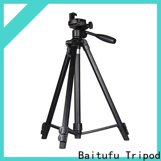 Baitufu high quality tripod professional manufacturers for digital camera