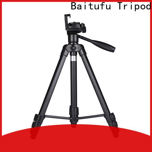 Baitufu Top professional photo tripod oem for video shooting