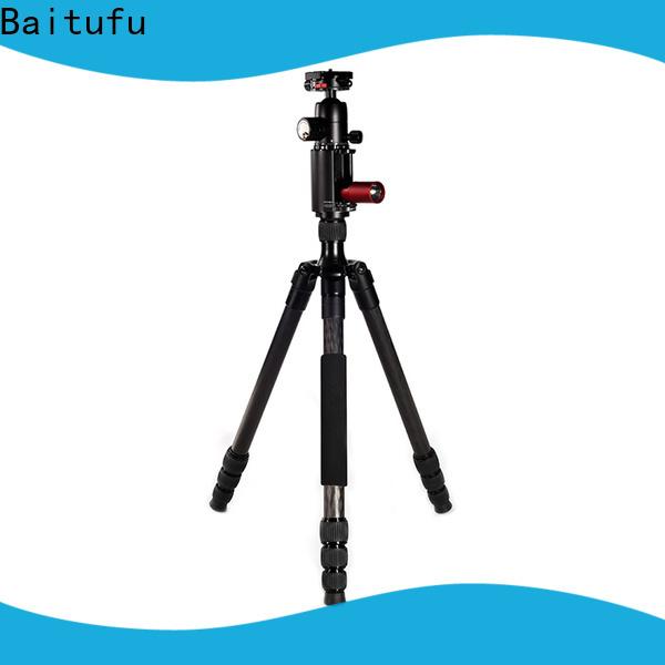 Baitufu High-quality portable tripod stand oem for video shooting