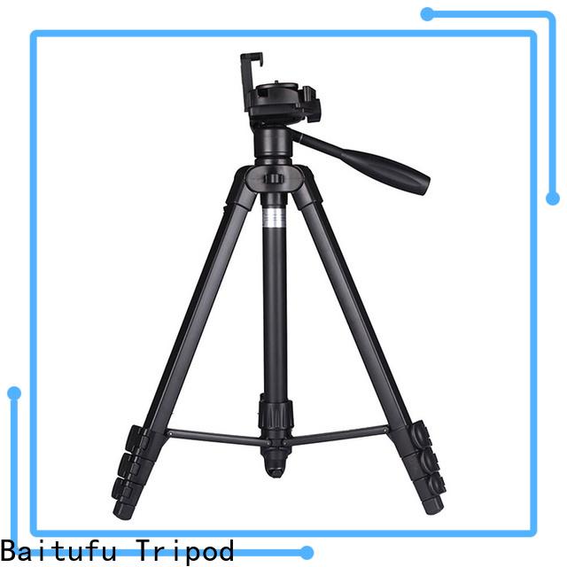 Baitufu high quality camera tripod wholesale for camera