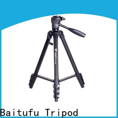 Baitufu Carbon Fiber Tripod company for video shooting