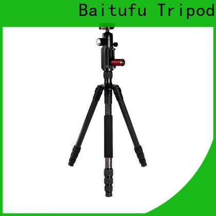New professional travel tripod manufacturers for video shooting
